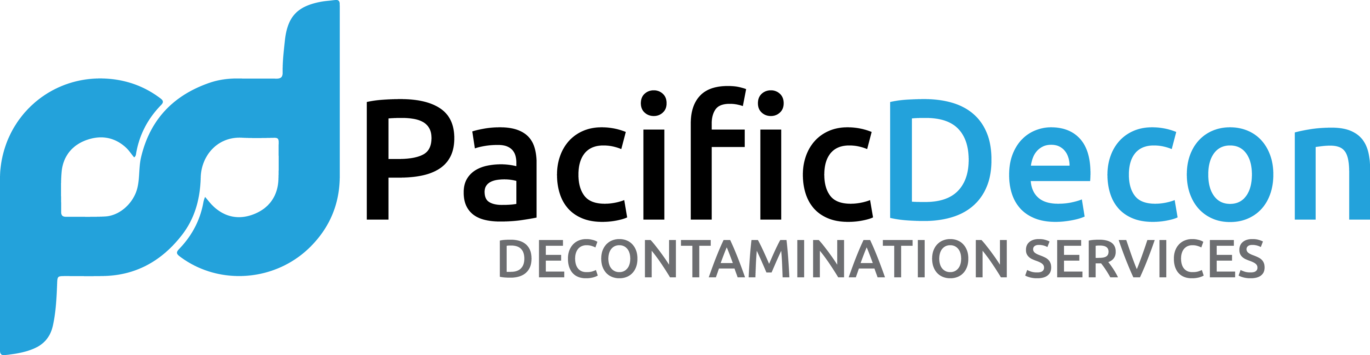 Decontamination and disinfection service logo