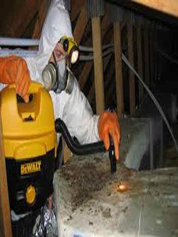 HEPA Vacuum decontamination